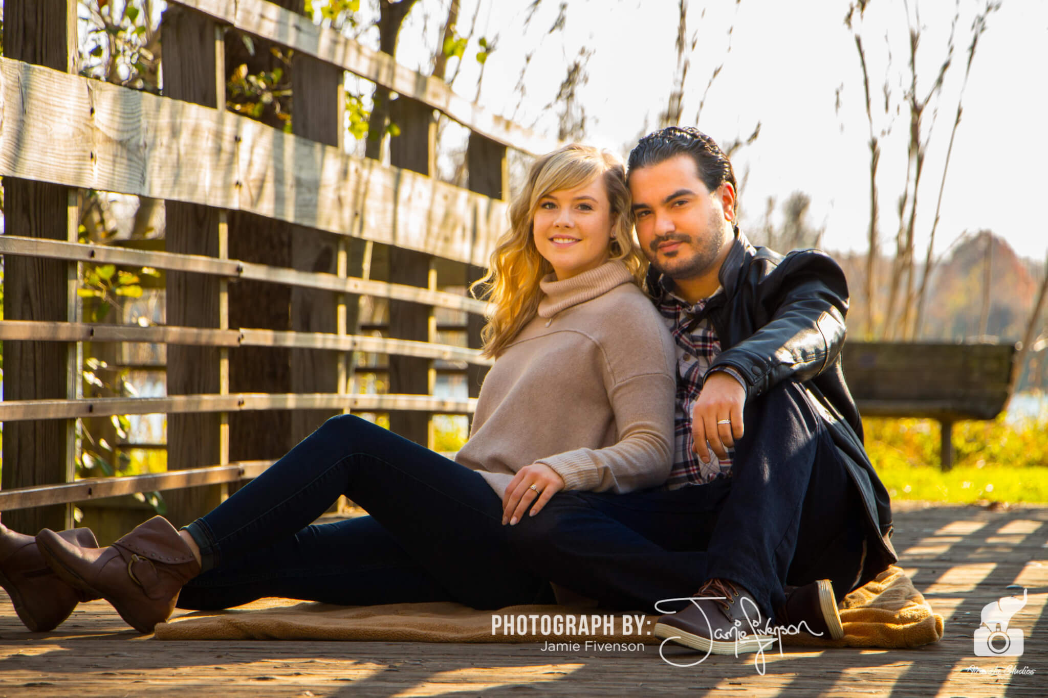 Engagement photography Ann Arbor Michigan