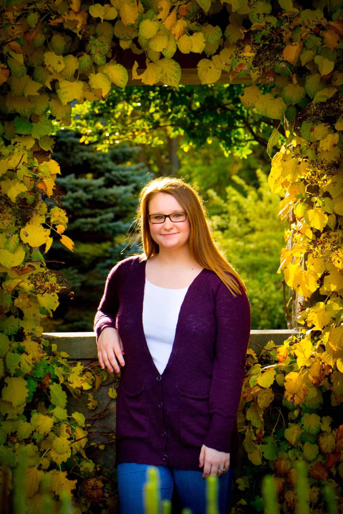Ann Arbor Senior Pictures Photography