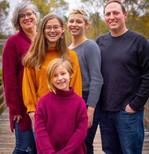 Family Photography in Detroit, Michigan
